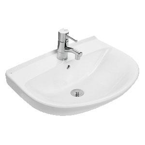 Håndvask i hvid