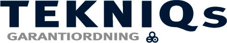 Tekniqs garantiordning logo